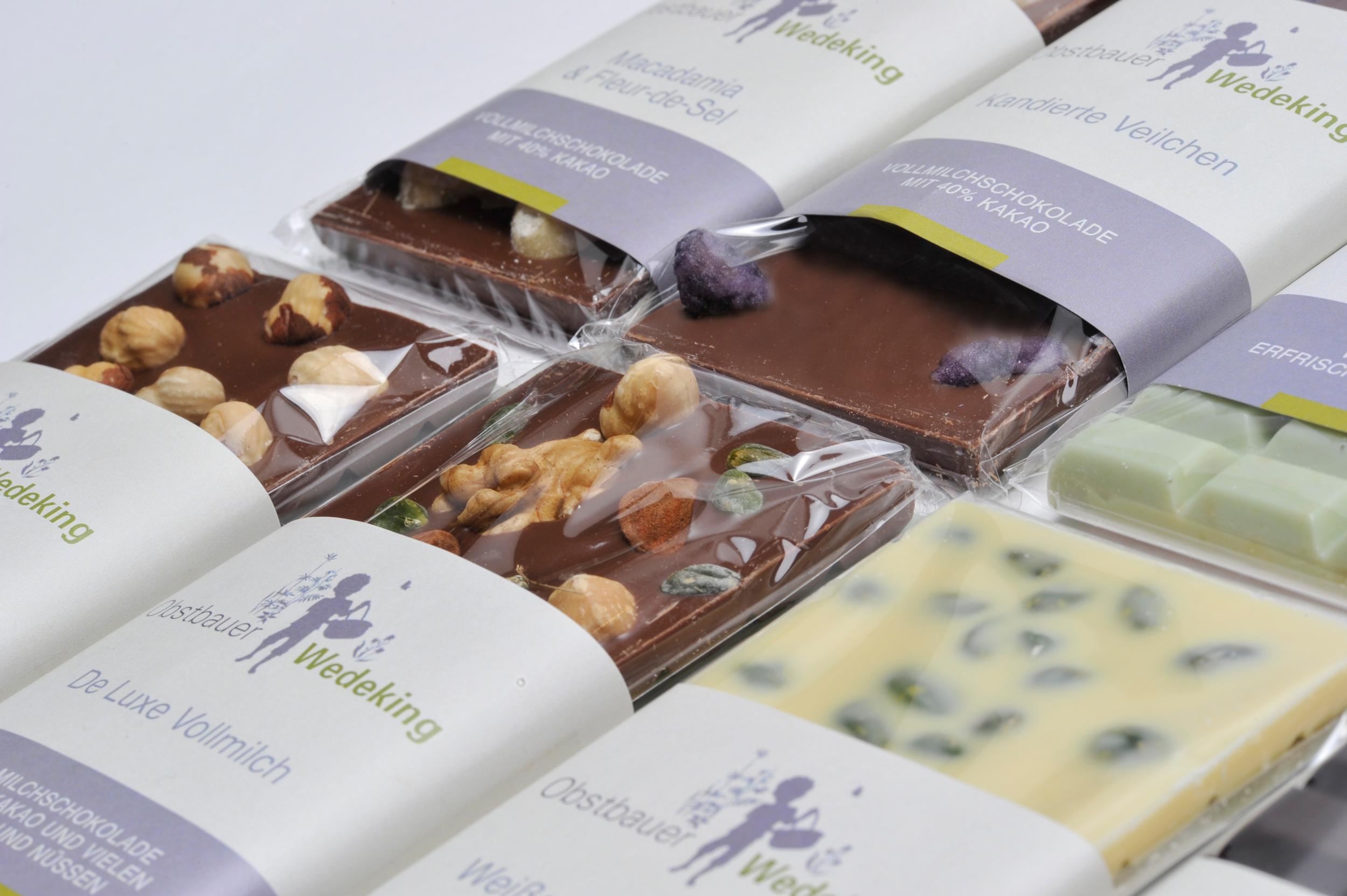 Schokoladen Obstbauer Wedeking